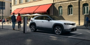 Primul model electric Mazda a devenit disponibil pentru precomenzi