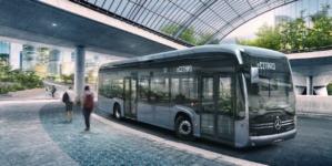 Autobuzul electric Mercedes-Benz eCitaro a ajuns în România. Va fi prezentat la București, Cluj-Napoca și Iași
