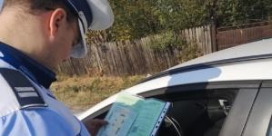 Poliția, operațiune masivă având ca țintă mașinile înmatriculate în alte state