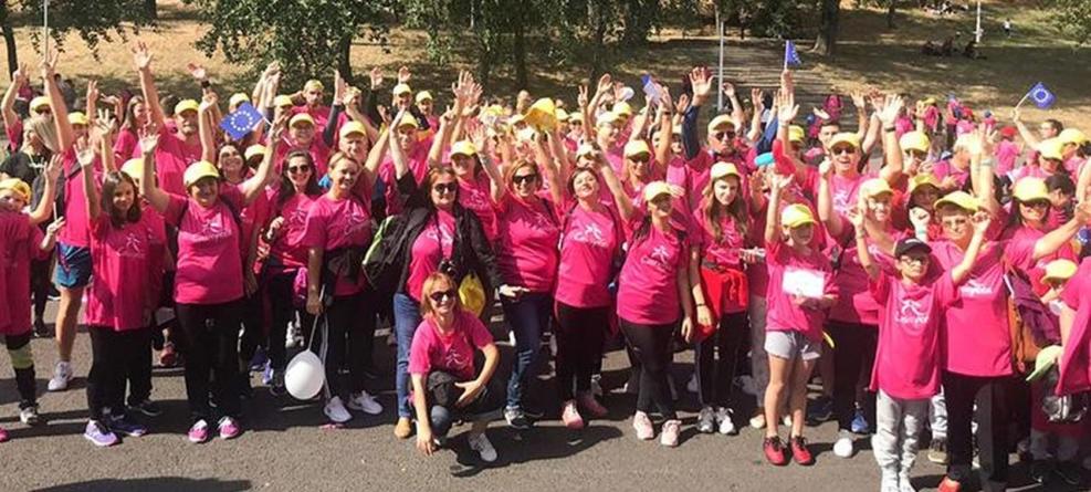 Angajații Groupe Renault România, solidari cu lupta împotriva cancerului la sân