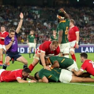 S-au stabilit finalistele Cupei Mondiale la rugby: Anglia – Africa de Sud