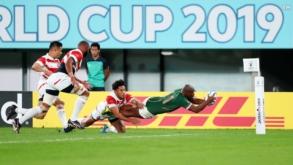 Cupa Mondială la rugby: S-au stabilit semifinalistele ediției din 2019