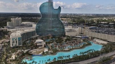 Inaugurare grandioasă la Hollywood: Seminole Hard Rock Hotel își deschide porțile