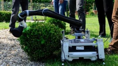 Nici grădinarii nu scapă de robotizare