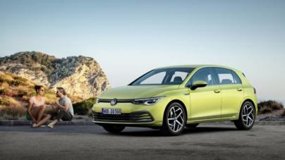VIDEO: Acesta este noul Volkswagen Golf 8! Informații oficiale