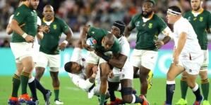 Afica de Sud a zdrobit Anglia cucerind Cupa Mondială la Rugby 2019