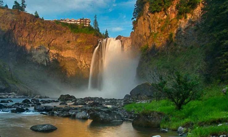 Un trib indigen american a plătit 125 mil. USD pentru cascada din Twin Peaks