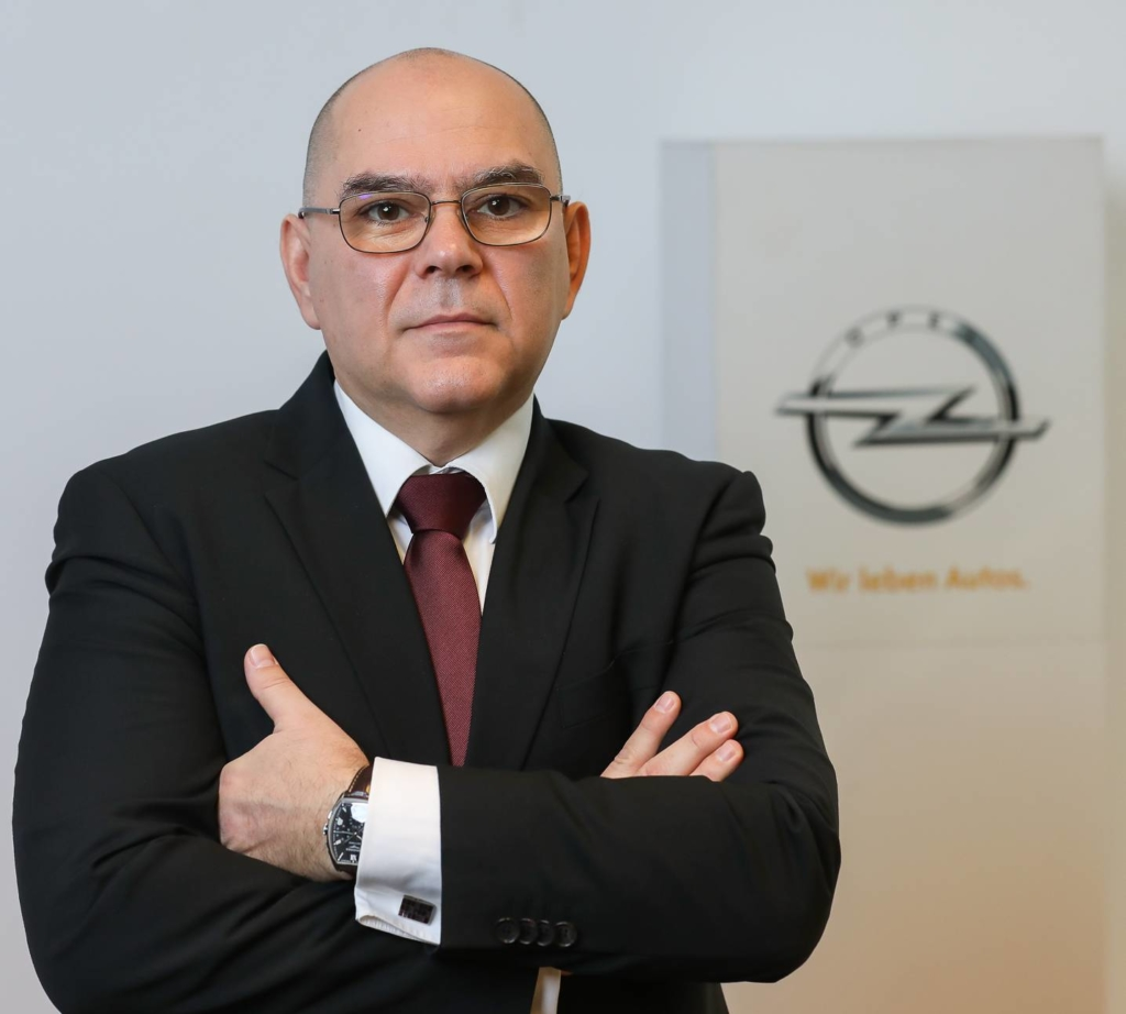 Cristian Milea - Opel