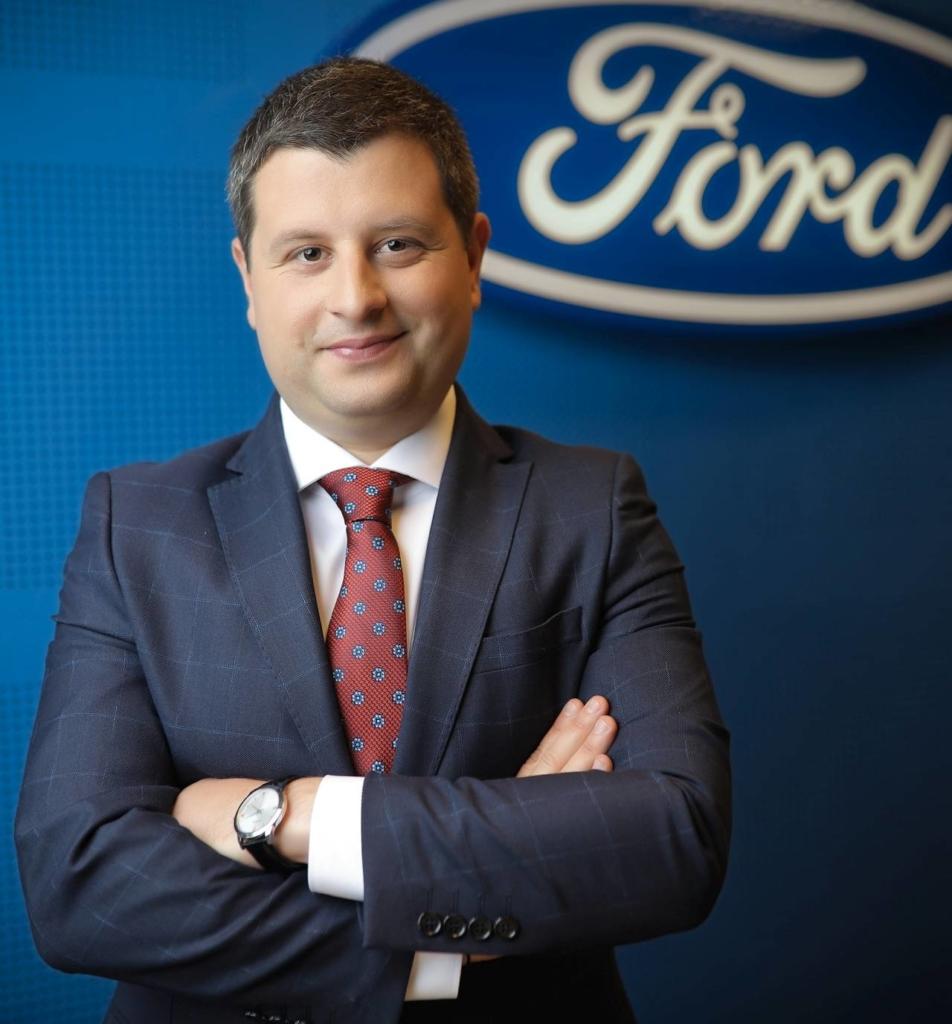 Cristian Prichea - Ford