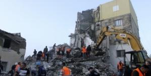 Cutremur în Albania: 52 de salvatori români în ajutorul autorităților. Avertisment MAE