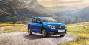 Dacia Logan Stepway a fost lansat pe piața din România