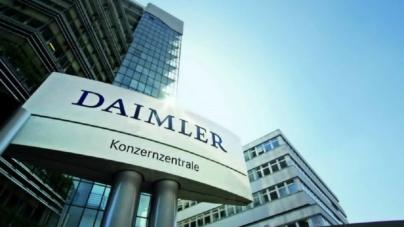 Grupul Daimler va concedia aproximativ 10% din conducerea sa