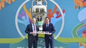 Astăzi are loc la București tragerea la sorţi a grupelor turneului final EURO 2020