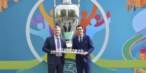 EURO 2020 a fost amânat pentru vara lui 2021