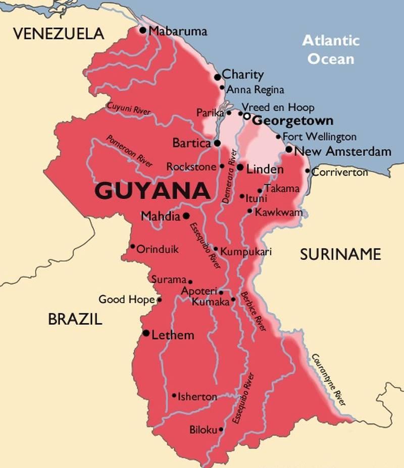 Guyana petrol FMI