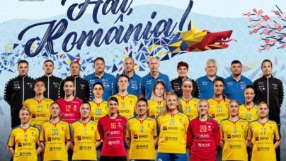România a învins Ungaria și s-a calificat în grupele principale ale CM de handbal