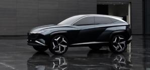 Vision T – un nou concept Hyundai pentru un viitor SUV plug-în hybrid