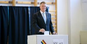 Alegeri prezidențiale 2019: Klaus Iohannis, lider detașat. Bătălie între Dăncilă și Barna pentru locul doi