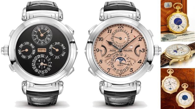 Patek Philippe, creator de ceasuri de lux și… recorduri. Cel mai valoros ceas din lume nu mai pare atât de scump