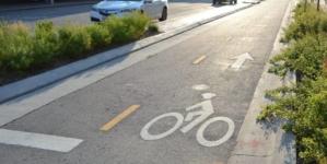 Au început lucrările la extinderea pistei de biciclete de pe Calea Victoriei