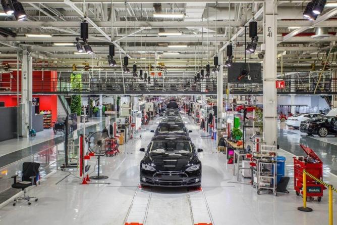 """Elon Musk: Viitoarea uzină Tesla din Europa ar putea fi """"lângă Berlin"""""""