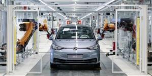 Zi istorică la uzina Volkswagen din Zwickau: a început producția modelului electric ID.3