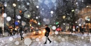 Prima zăpadă ar putea cădea în București în această seară
