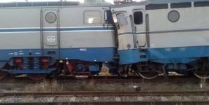 Două trenuri s-au ciocnit lângă Ploiești. 11 persoane au fost rănite. Traficul feroviar este deviat