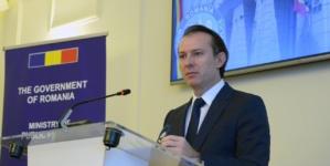 Florin Cîţu consideră că economia România va scădea în acest an, dar va crește în 2021