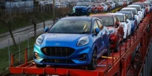Ford estimează rezultate pozitive în 2021. SUV-ul Puma, cel mai vândut model al mărcii în Europa