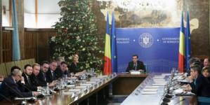 UPDATE: Guvernul și-a asumat răspunderea pentru trei proiecte de lege