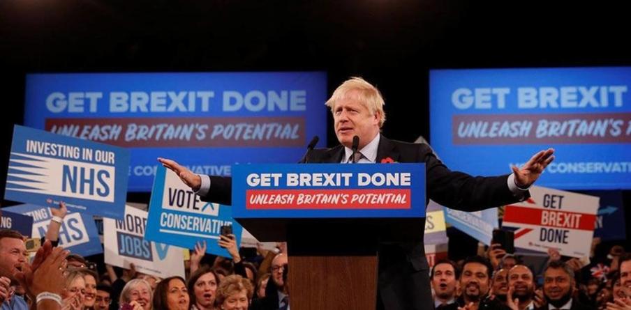 Alegeri în Marea Britanie: Victoria conservatorilor lui Boris Johnson dă cale liberă Brexitului
