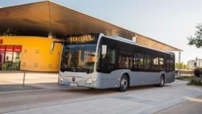Sinaia își dezvoltă transportul public prin achiziționarea a 11 autobuze hibride Mercedes-Benz Citaro