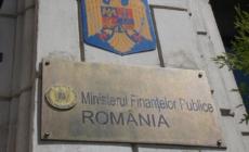 Ministerul Finanţelor: Deficitul bugetului pentru anul viitor este estimat la 3,6% din PIB, iar în 2021 la 3,34%