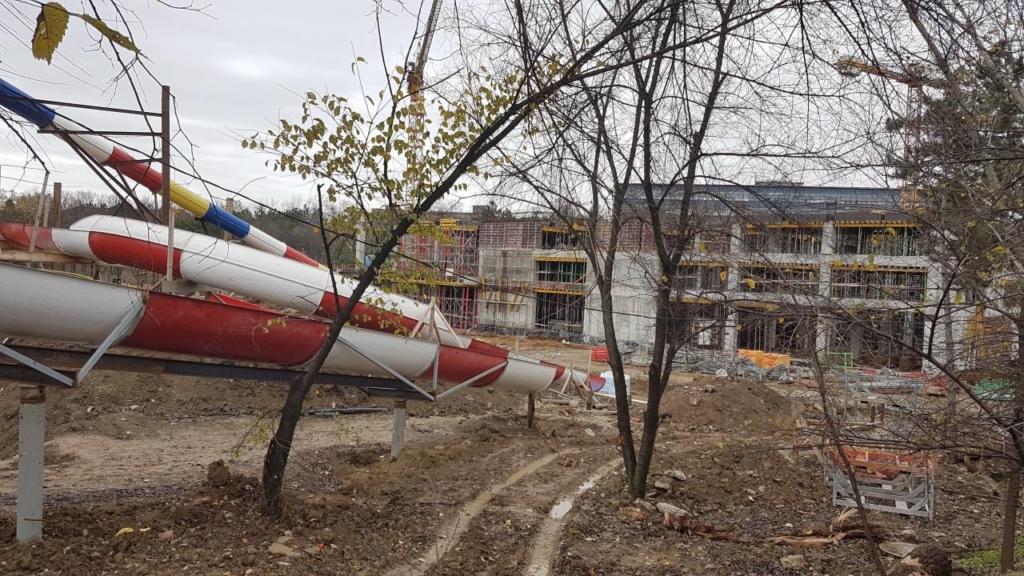 Parc Pantelimon - Negoiță