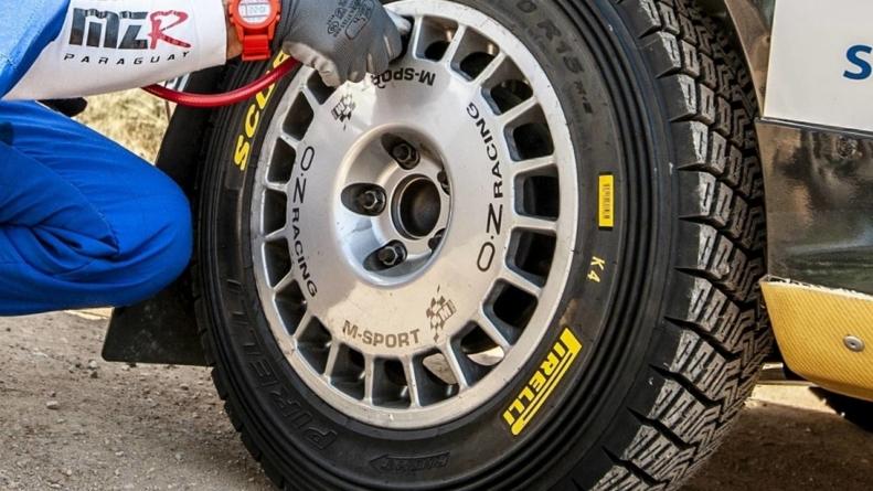 Michelin a pierdut în fața Pirelli contractul de furnizor de anvelope pentru WRC