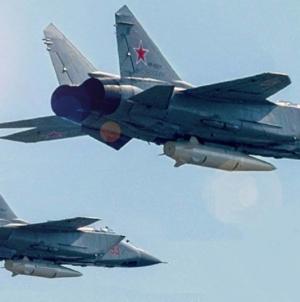 Rușii au testat noua rachetă militară hipersonică Kinjal