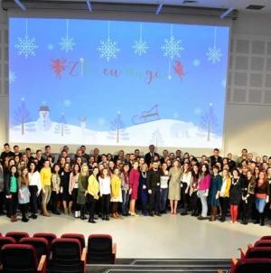 Fundația Groupe Renault România dedică luna decembrie copiilor