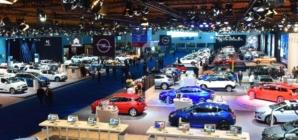 Salonul auto de la Bruxelles, luat cu asalt de activiștii pentru mediu