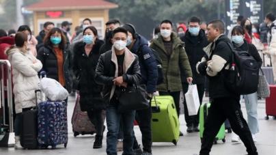 Circa 600 de europeni au cerut repatrierea din China. Printre ei și un român