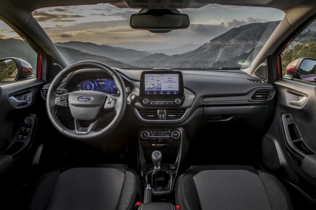 Test Ford Puma - Malaga