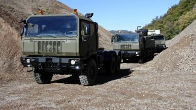 Armata Română cumpără 2.900 de camioane Iveco Defence. Primele 942 vor fi livrate în următorii patru ani