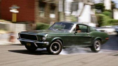 Ford Mustang GT, mașina din Bullit, adjudecată la licitație pentru 3,7 mil. USD