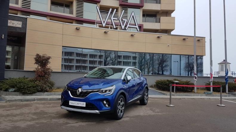TEST Renault Captur: Lider reinventat