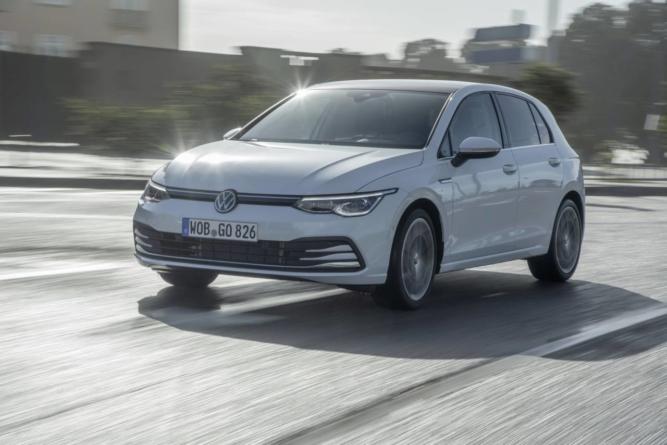 Volkswagen a anunțat prețurile pentru Golf 8 în România