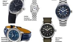 Cinci ceasuri din segmentul de lux cu prețuri sub 5.000 de euro