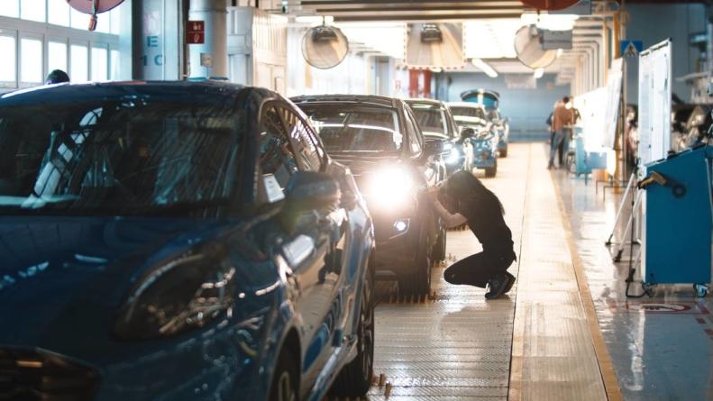SUV-ul Puma duce Ford România către recorduri de producție: 1.000 de vehicule și 1.700 de motoare pe zi