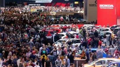 Geneva International Motor Show a fost anulat!