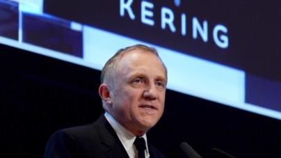 Kering, grupul care deține mărci precum Gucci, Balenciaga sau Ulysse Nardin, afaceri record