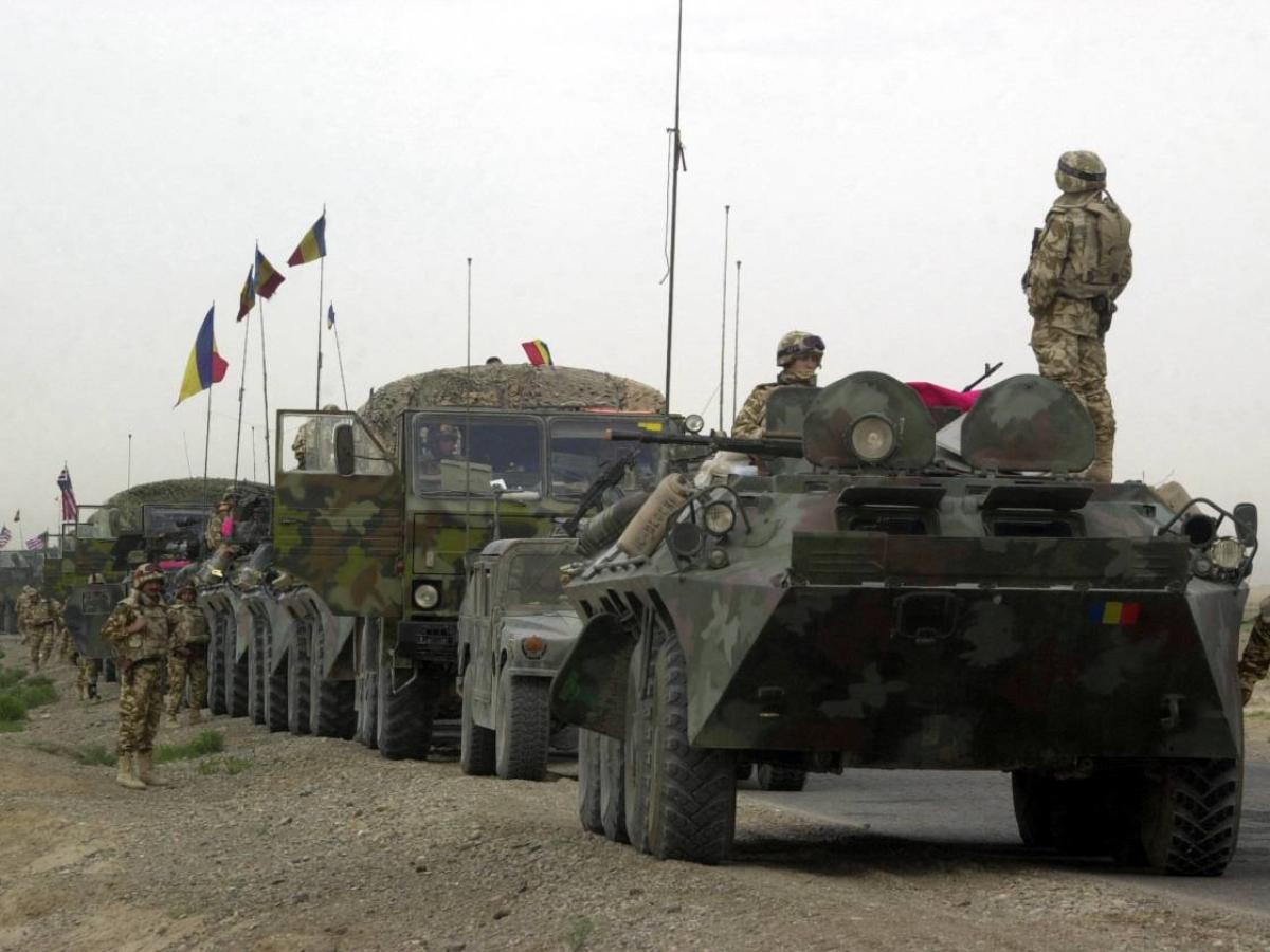 datând o generație militară militară